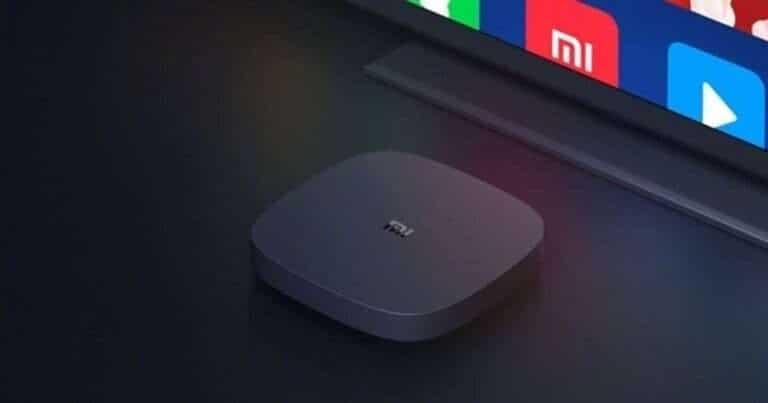 Mi Box 4K connectivity options