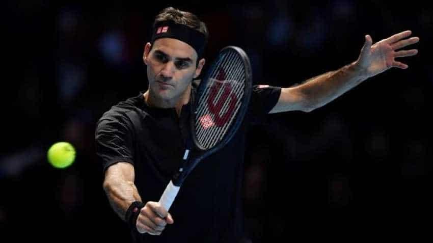 Roger Federer tops the list