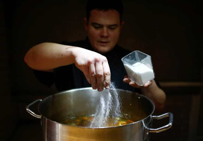 Cool off your appetite with soup