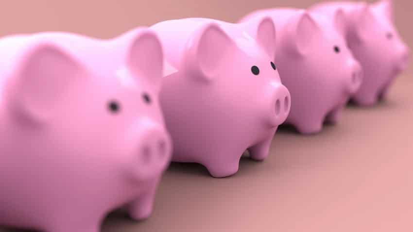 Piggybank your pocket money