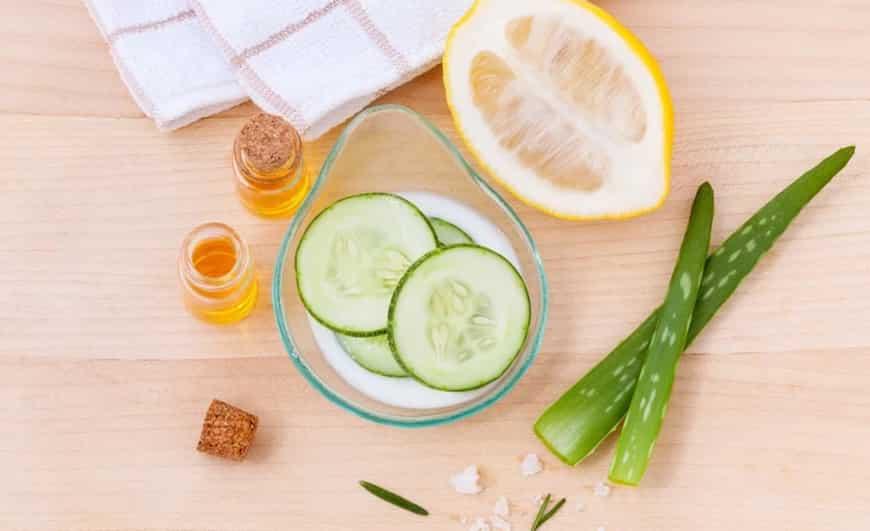 Replenish your skin