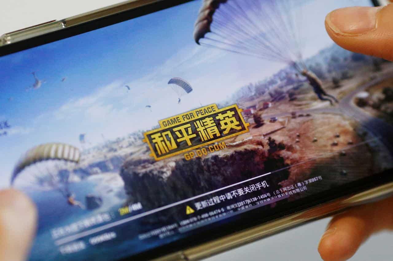 China follows PUBG Mobile