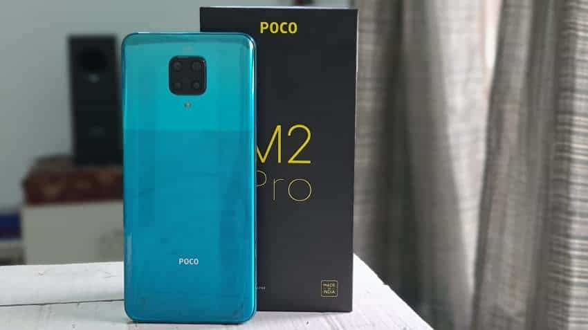 Made in India' Poco M2 Pro with 48MP camera, Snapdragon 720G chipset launched | Zee Business