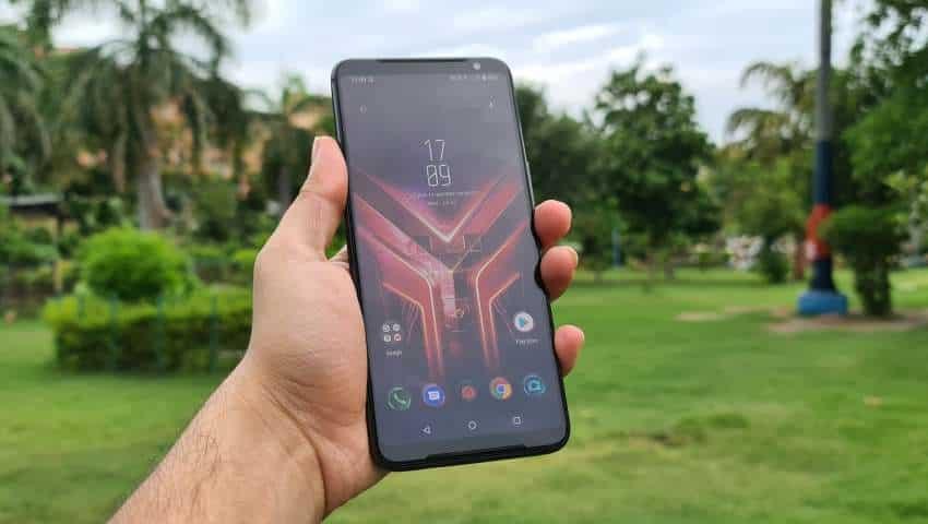 Asus ROG Phone 3 Grip Gesture 