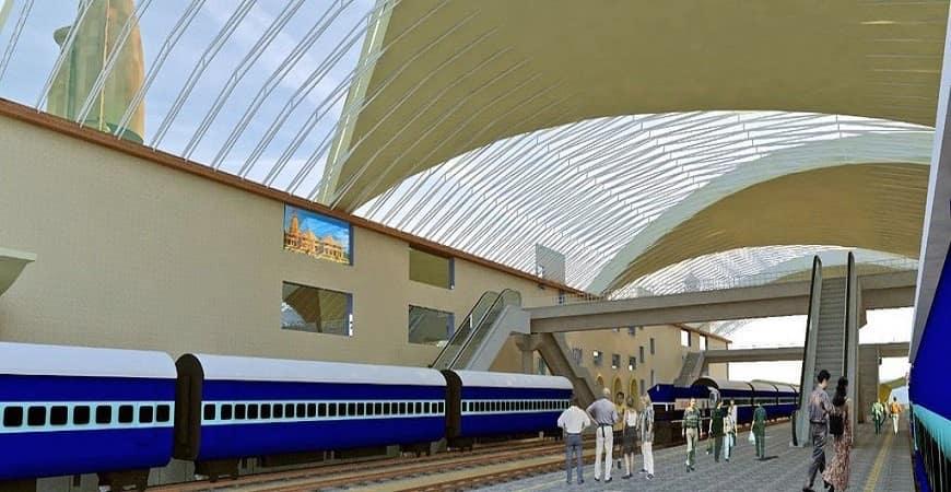 Ayodhya Railway Station - II