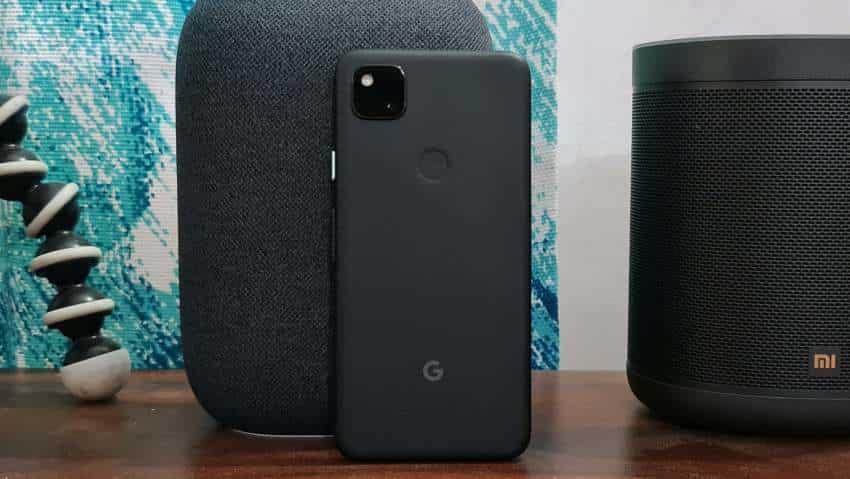 Google Pixel 4a features