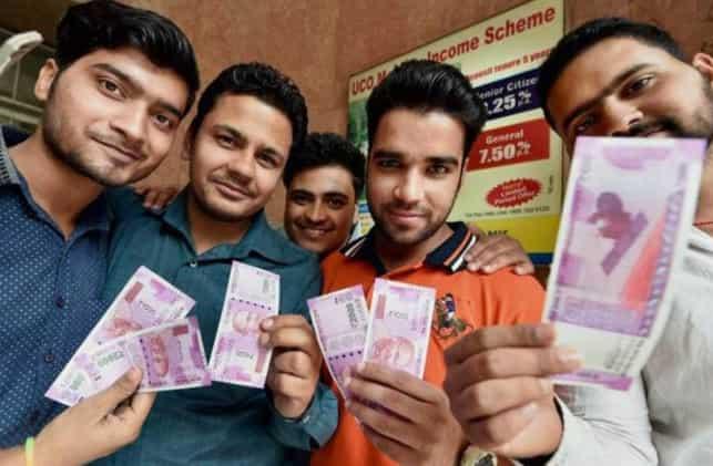 Delhi government festival bonus