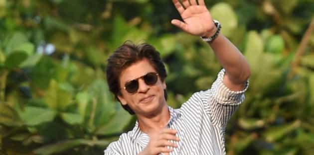 Shah Rukh Khan: Juhi Chawla