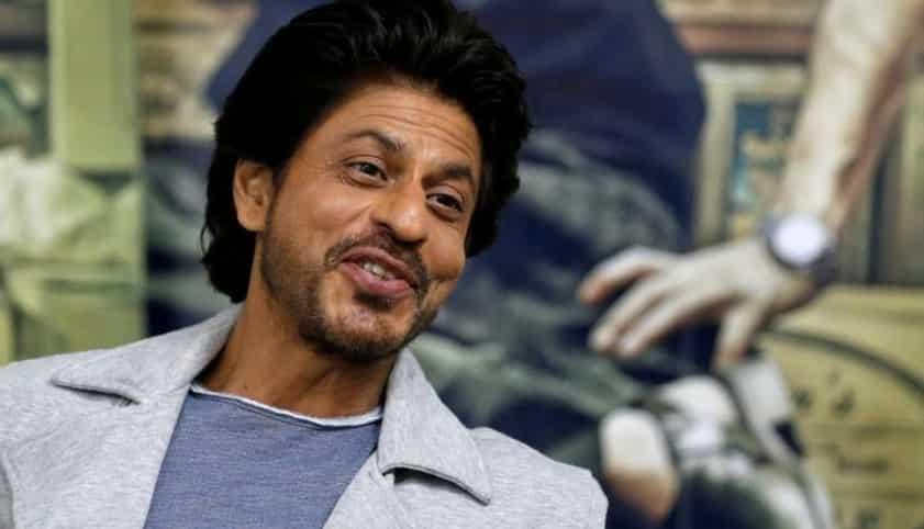 Shah Rukh Khan: Madhuri Dixit