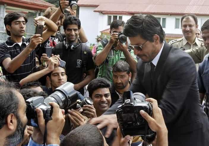 Shah Rukh Khan: Popular actors