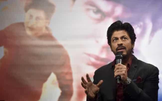 Shah Rukh Khan: Deepika Padukone