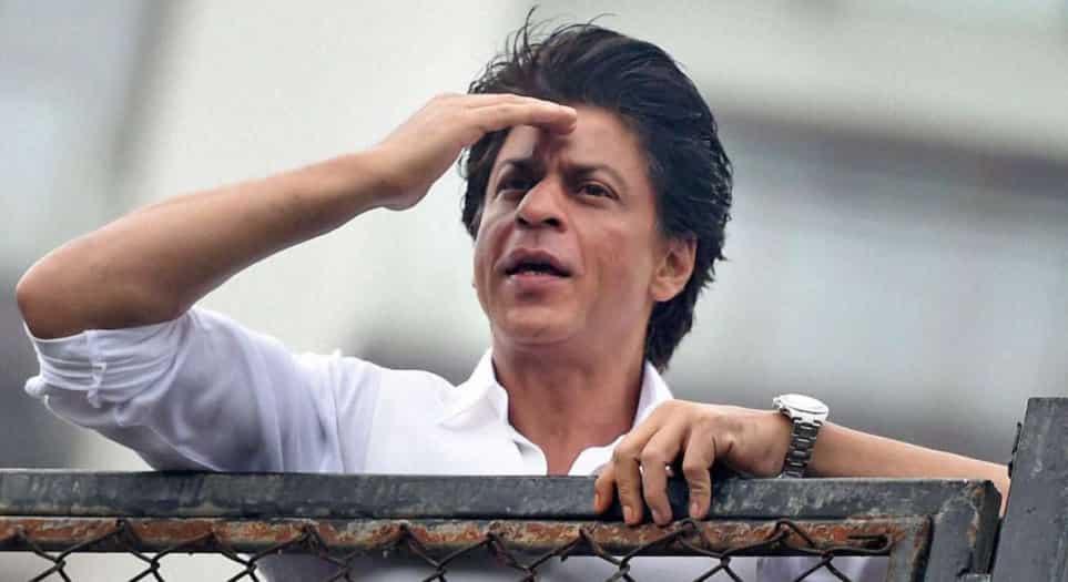 Shah Rukh Khan: Shriya Pilgaonkar