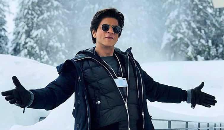 Shah Rukh Khan: Vineet Kumar