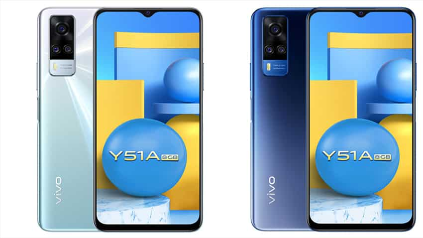 Vivo Y51A Battery