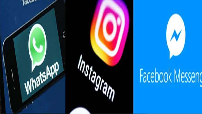 WhatsApp to share message with Facebook