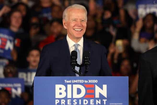 Joe Biden factor