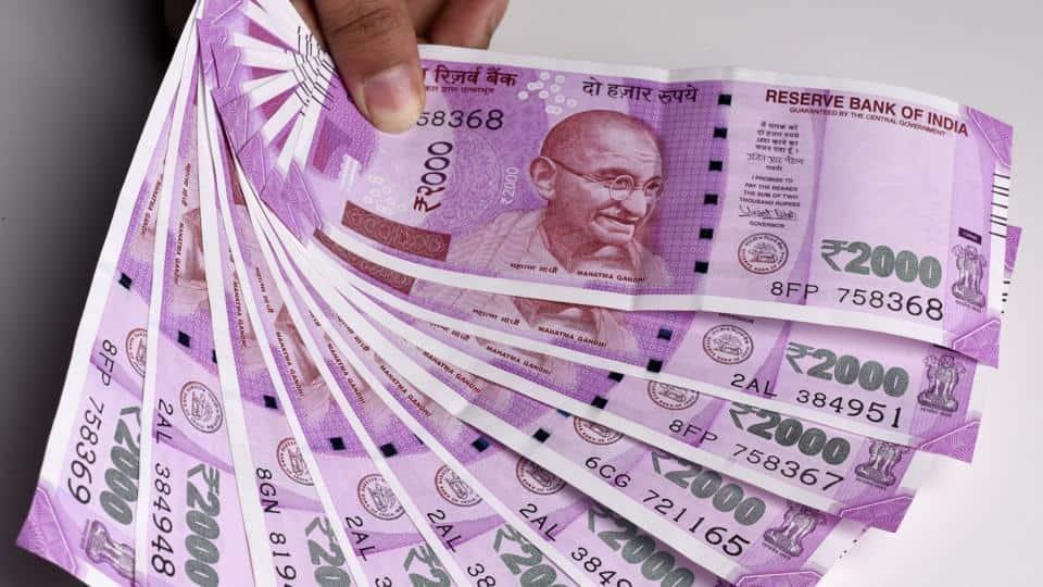 GST calculation on Income