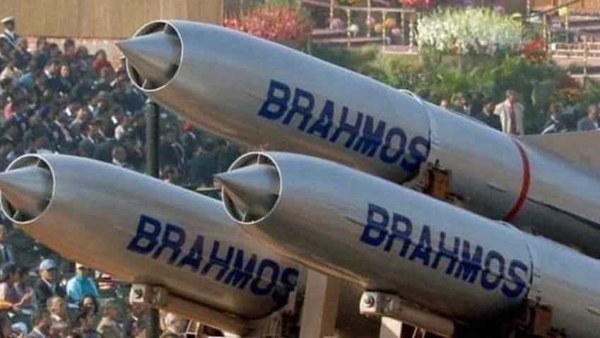 Indian Navy to induct BrahMos