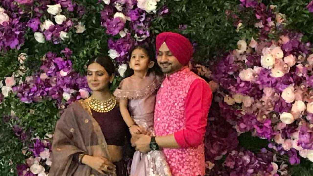 Harbhajan Singh daughter: Hinaya Heer Plaha