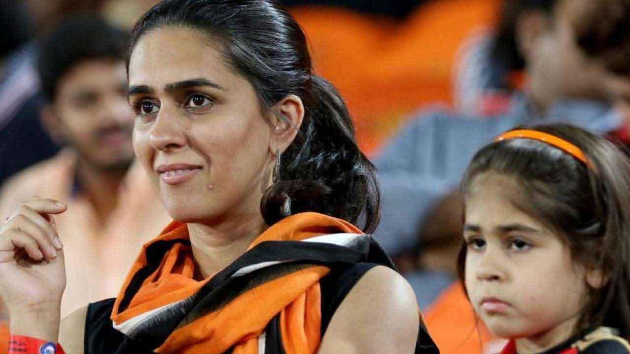 Ashish Nehra daughter: Ariana Nehra