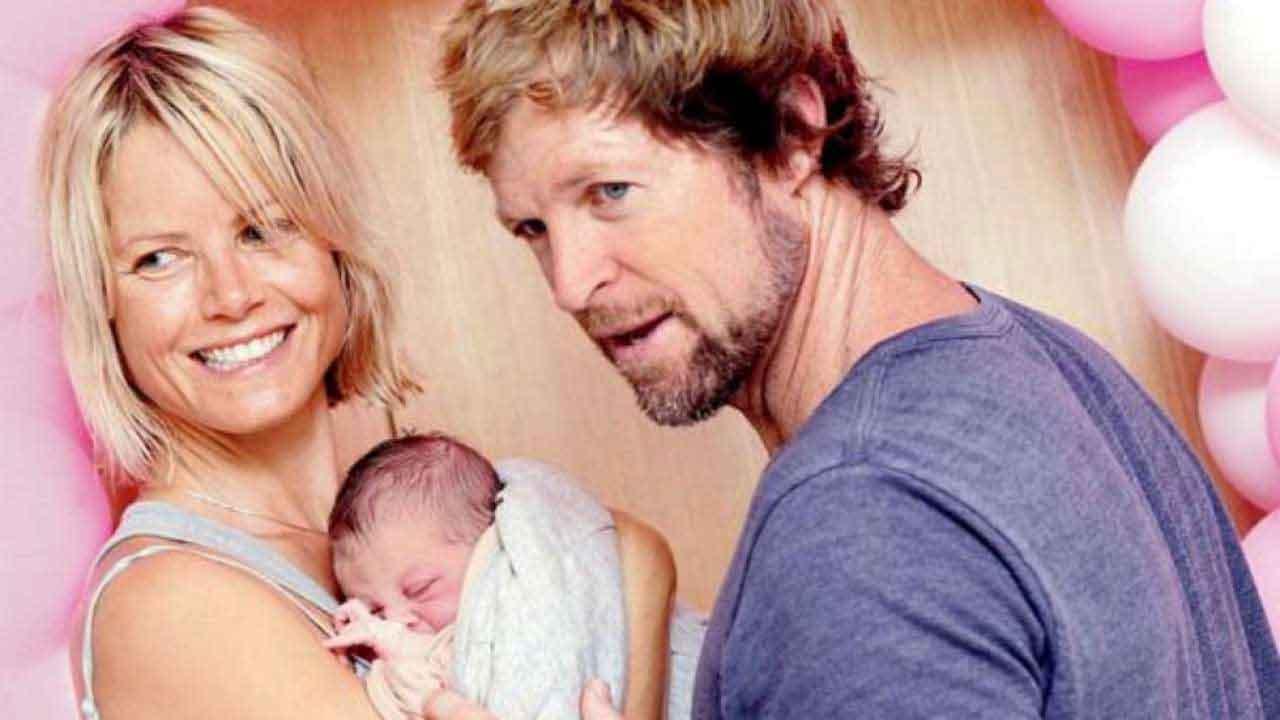 Jonty Rhodes daughter: India Jeannie