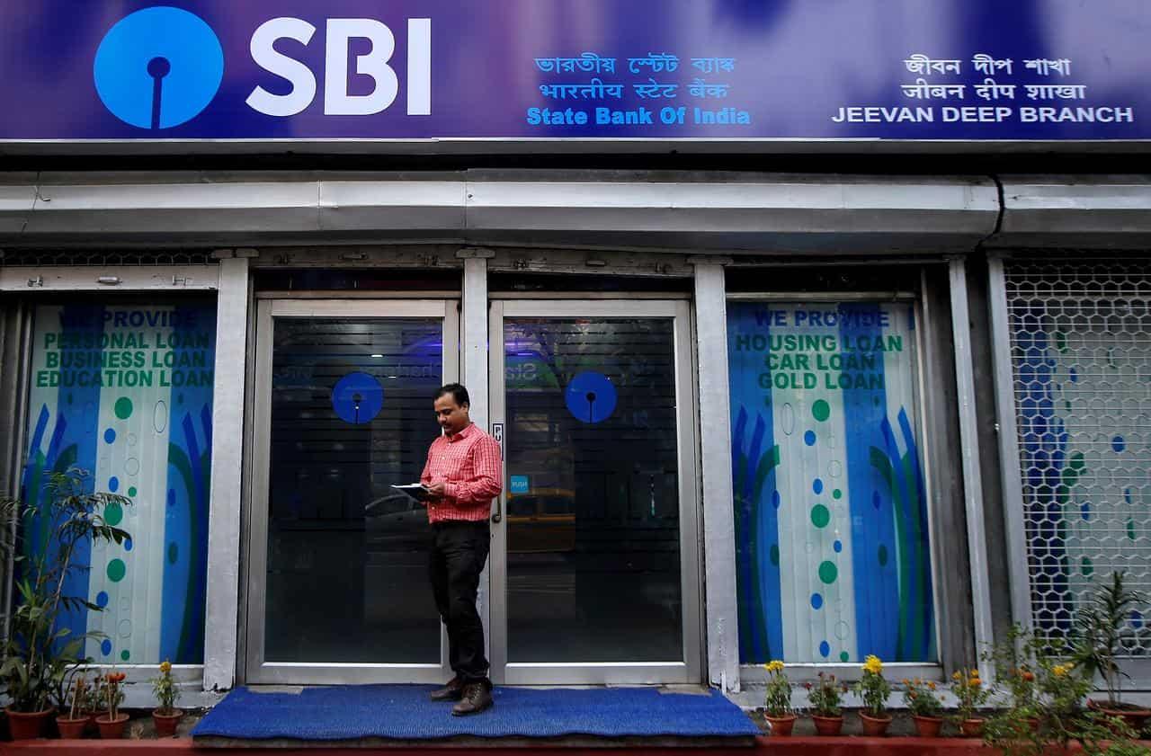 SBI Stock Price Today