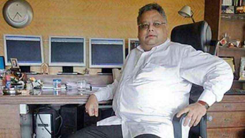 Rakesh Jhunjhunwala Stocks: Tata Motors