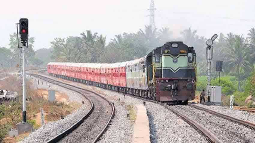Rail Madad: Per day calls