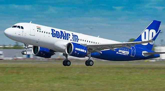 GoAIR new flight service