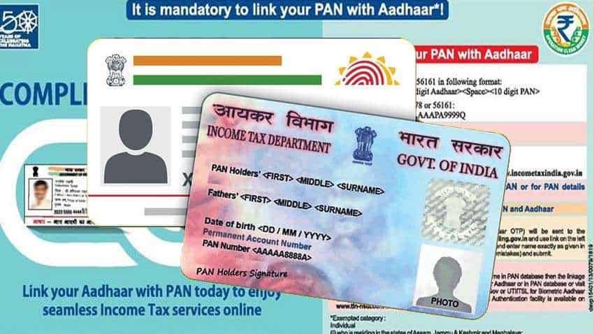 Why Aadhaar PAN linking is important