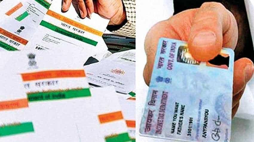 Aadhaar PAN Link at incometaxindiaefiling.gov.in