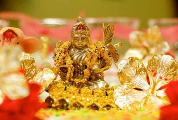What is the time window for Akshaya Tritiya Puja?