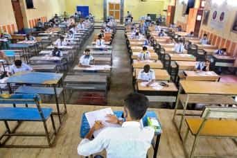 Class 12 exams had postponed