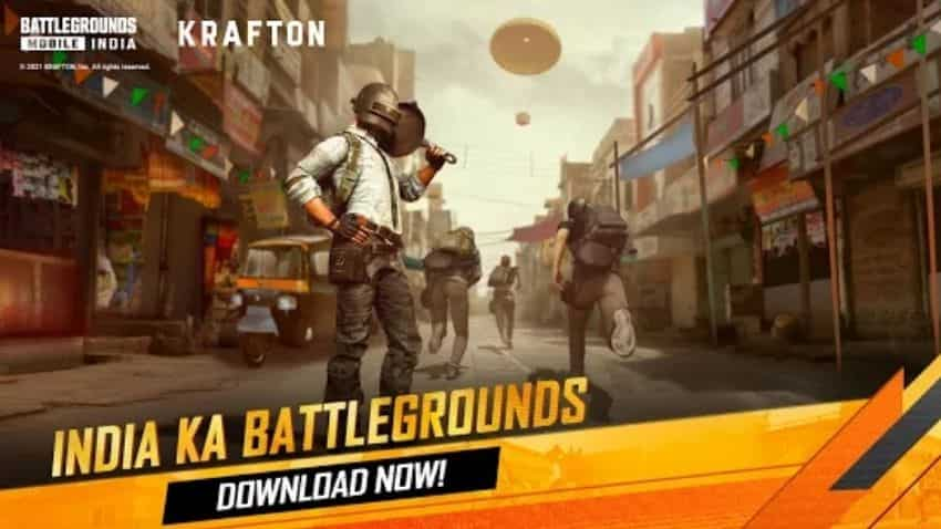 Battlegrounds Mobile India access