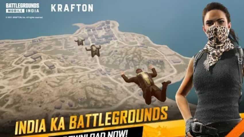 Battlegrounds Mobile India Free rewards