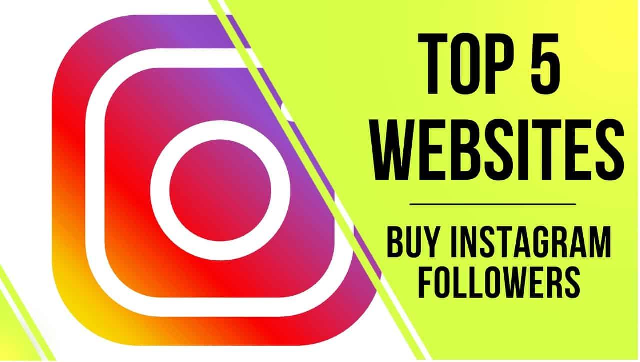 5 best sites to buy Instagram followers | Zee Business
