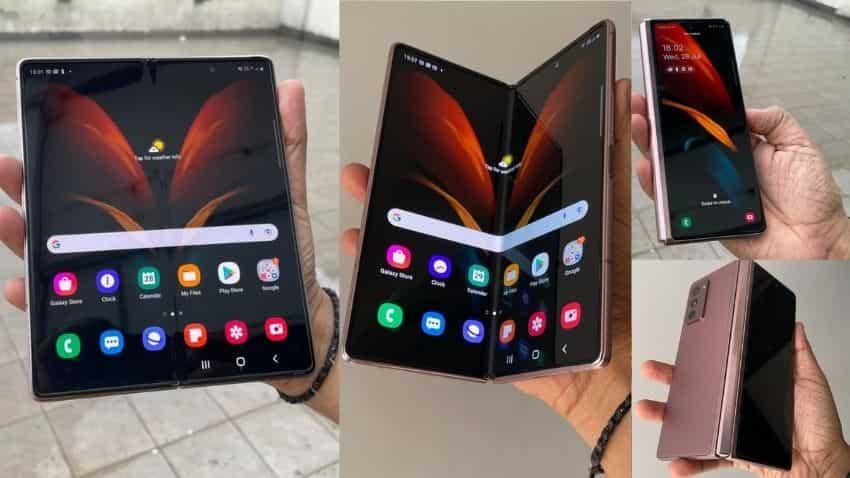Samsung Galaxy Z Fold 2 5G: INTRO
