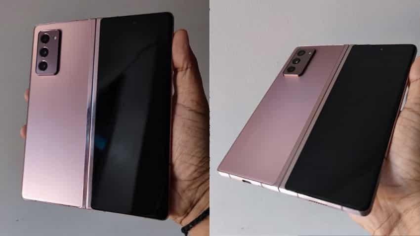 Samsung Galaxy Z Fold 2 5G: CAMERA
