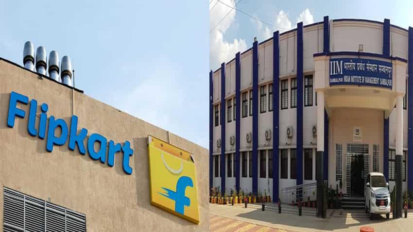 MSME – Walmart-owned Flipkart, IIM Sambalpur associate to help small companies, artisans