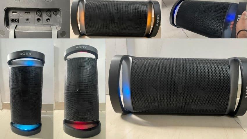 Sony SRS-XP500 Speaker
