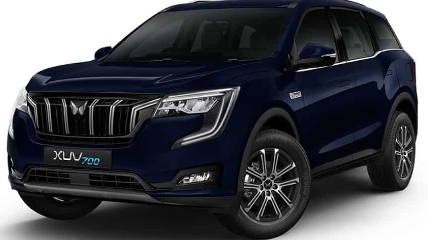 Mahindra XUV700 SUV: Variants and pricing