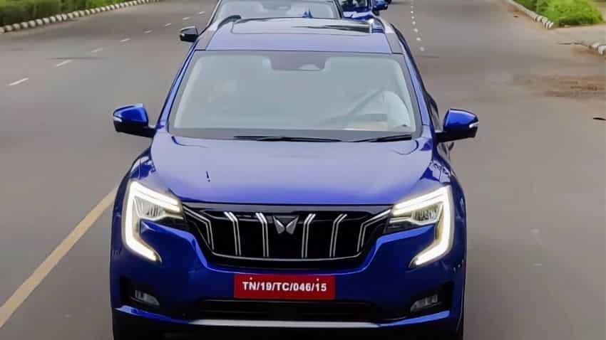 Mahindra XUV700 SUV: Website