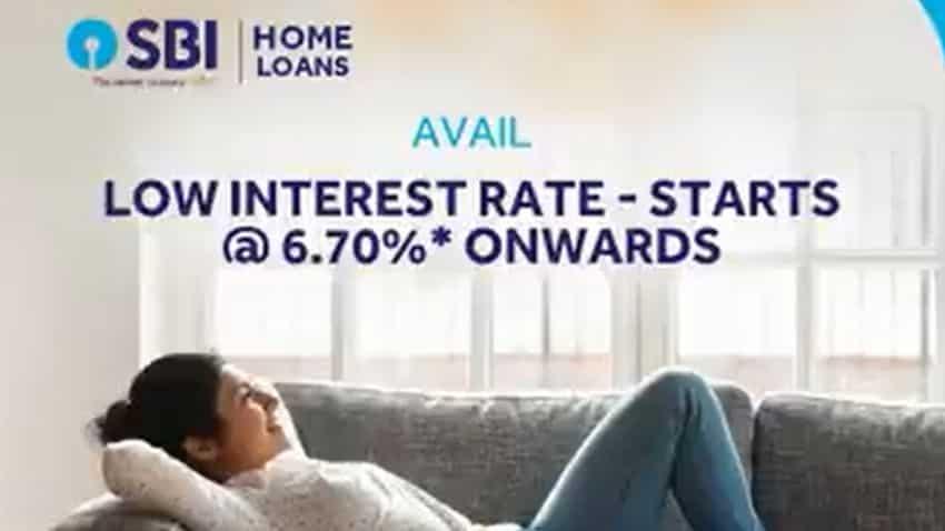 SBI home loan: Benefits
