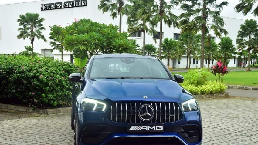 Mercedes AMG GLE 63 S 4MATIC+ Coupé: Transmission and top speed