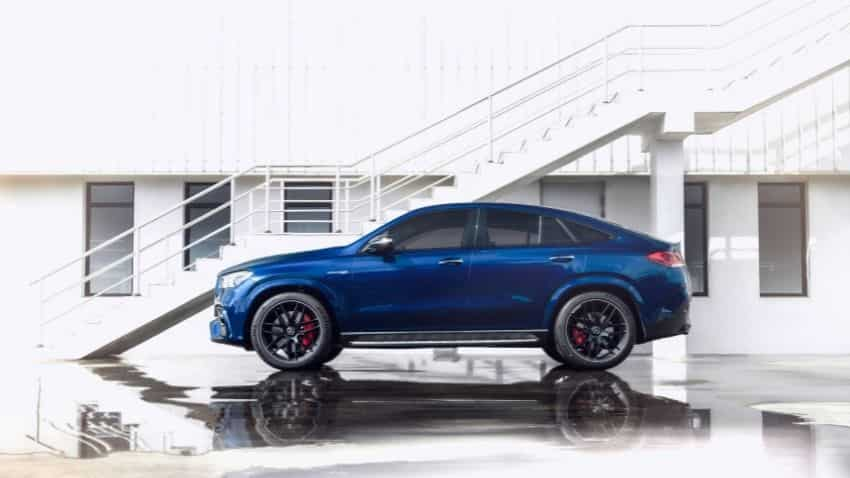 Mercedes AMG GLE 63 S 4MATIC+ Coupé: Other specs