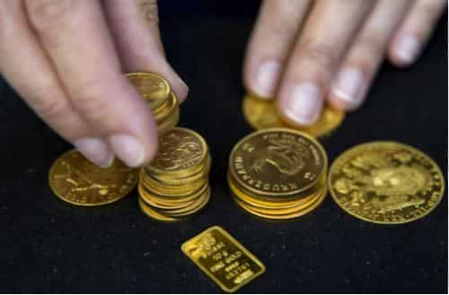 Investments in Gold ETF