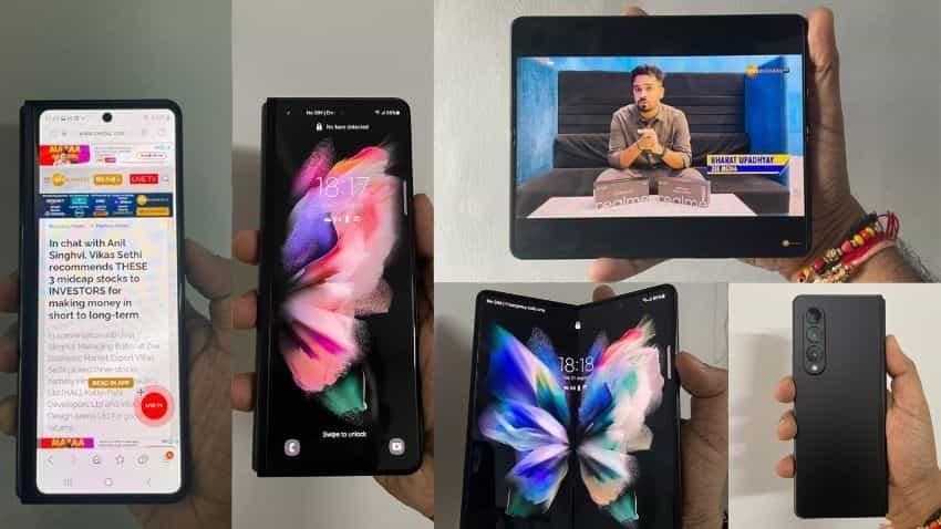 Samsung Galaxy Z Fold 3 First Look