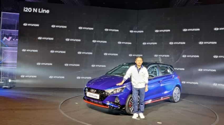 Hyundai i20 N Line: Price and booking