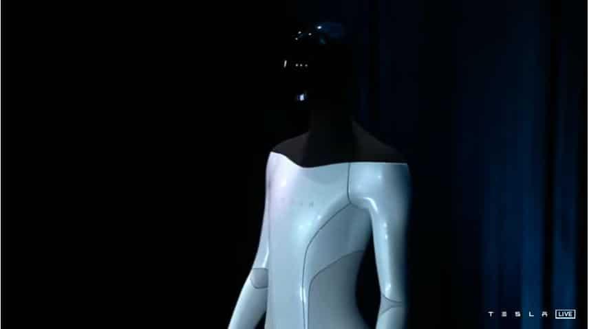Tesla Humanoid Robot - Objective