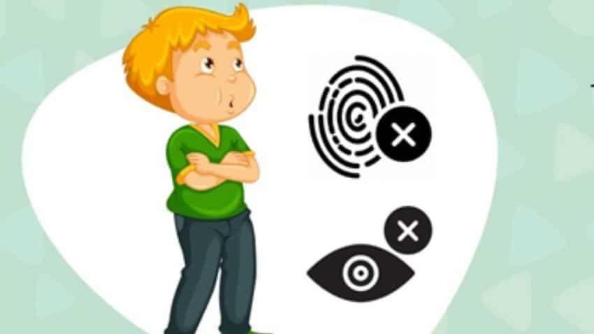 Biometric details